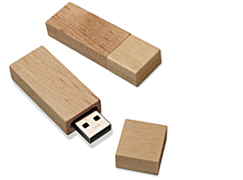 Abbildung des USB-Wood Small Express